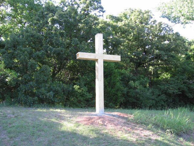The Cross at Camp Rock Creek